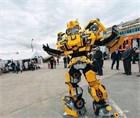 7 крутых костюмов-роботов для шоу