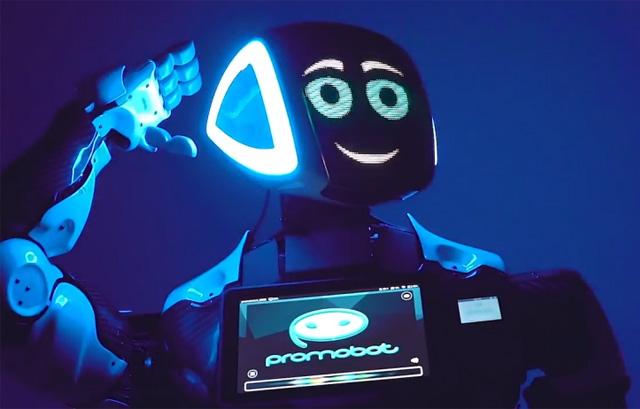 Насколько эффективен Promobot? Кейсы и отзывы клиентов