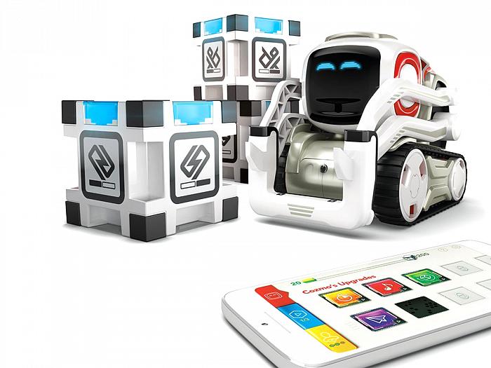Робот cozmo на грани фантастики! Отзыв от нашего постоянного покупателя
