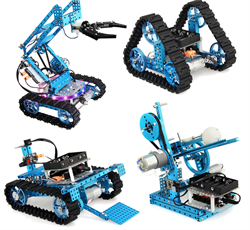 Makeblock ULTIMATE ROBOT KIT - фото 4803