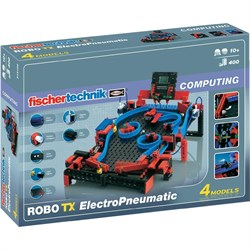 Fischertechnik ROBO TX ElectroPneumatic - фото 4875