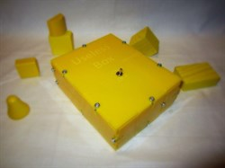 Useless Box (желтая,собранная) - фото 4930