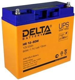 Delta HR 12-80W