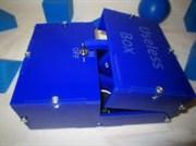 Useless Box (синяя,собранная)