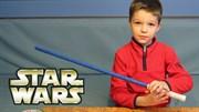 Джедайские световые мечи из Star Wars