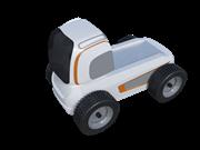 Автономная беспилотная платформа с интеллектуальным управлением iUL - Unior 2.0