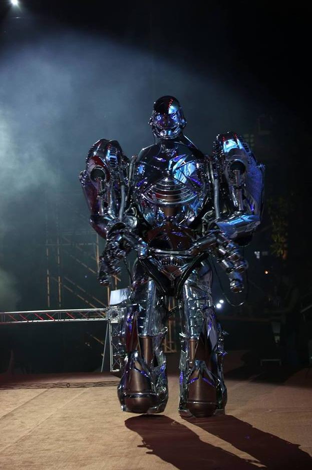 Изготовление в домашних условиях андроидных мини роботов танцующие инструкция