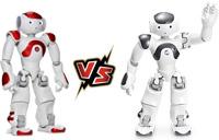 Сравнение роботов NAO H25 Evolution V5 и NAO 6 (NAO версия 6)