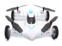 Syma Drone Car White - фото 4917