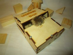 Useless Box (деревянная,собранная) - фото 4935