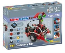 Fischertechnik ROBOTICS TXT Discovery Set - фото 5022