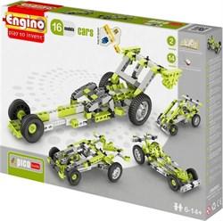 Engino Автомобили - 16 моделей, серия PICO
