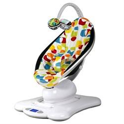 Кресло-качалка 4moms mamaRoo 3.0 мультиплюш
