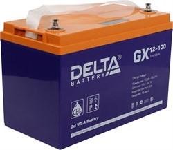 Delta GX 12-100 (12V / 100Ah)