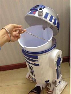Астродроид R2-D2 - корзина для мусора - фото 6451