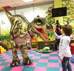 Костюмы динозавров - фото 6629