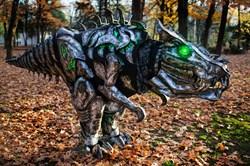 Костюм робота Динозавр Гримлок - фото 6644