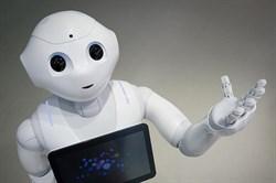 Аренда Робот Pepper - фото 6653