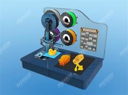 3D-принтер с методическими рекомендациями - фото 6654