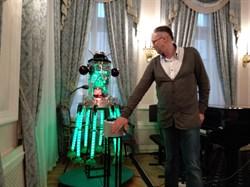 Аренда Робот Осьминог Василий - фото 6670