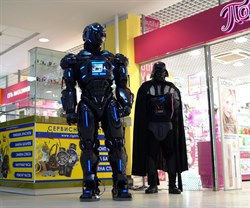 """Аренда робота """"Искандер"""" - фото 6913"""