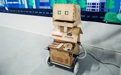 Автономный робот Деревяка с навигацией - фото 6941