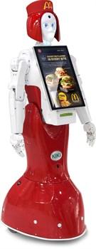 Робот-терминал для кафе - фото 6957
