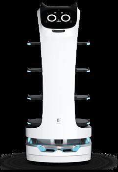 BELLABOT - робот официант - фото 7079