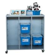 Тумба передвижная для хранения комплектов Лего