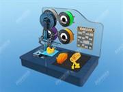 3D-принтер с методическими рекомендациями