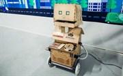 Автономный робот Деревяка с навигацией