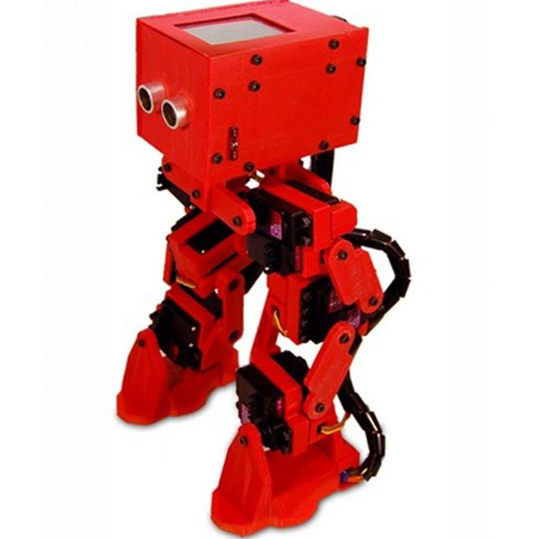 Biped-Robotics- TechBharat Consulting